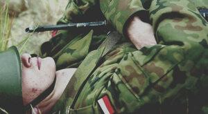 Wojsko polskie na tarczy