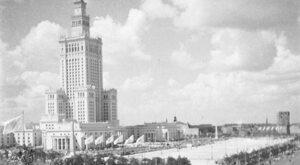 Odczarowanie pałacu Stalina