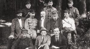 Zdrajcy 1920. Namiestnicy czerwonej Moskwy