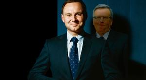 Duda i Komorowski, czyli Dawid i Goliat
