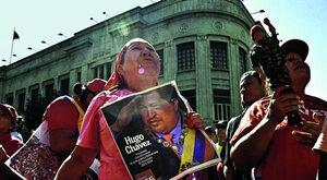 Chávez pogrążył Wenezuelę